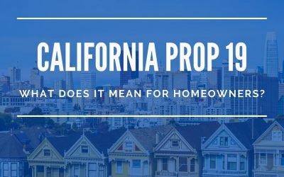 Proposition 19:  What Does It Do For You?